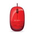 Logitech Mouse M105 Red USB