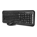Клавиатуры, мыши, комплектыA4Tech 7200N Black USB