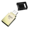 USB flash-накопители Silicon Power 16 GB Mobile X10 Champague SP016GBUF2X10V1C