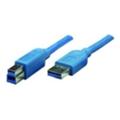 Компьютерные USB-кабелиAtcom USB3.0 AM/BM 1.8m (12823)