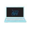 НоутбукиAsus R541UA (R541UA-DM566D) Blue