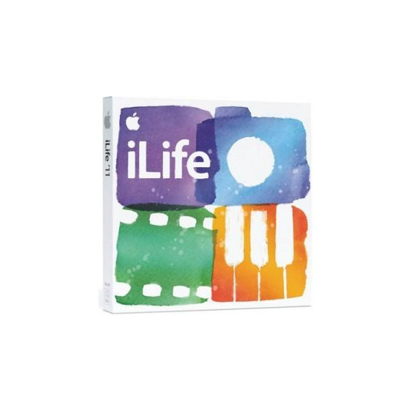 Apple iLife 11 Retail (MC623RS/A)