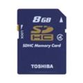 Карты памятиToshiba 8 GB SDHC