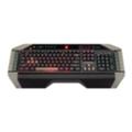 Клавиатуры, мыши, комплектыMad Catz Cyborg V.7 Keyboard Black-Grey USB