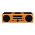 Музыкальные центрыYamaha MCR-040OR