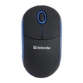 Клавиатуры, мыши, комплекты Discovery Defender  MS-630 Black-Blue USB