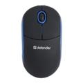 Клавиатуры, мыши, комплектыDiscovery Defender MS-630 Black-Blue USB