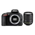 Цифровые фотоаппаратыNikon D5500 kit (18-105mm VR)