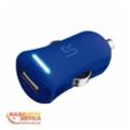 Зарядные устройства для мобильных телефонов и планшетовTrust Smart Car Charger 1 А Blue (20152)