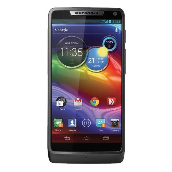 Motorola RAZR M Black