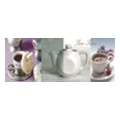 Керамическая плитка Halcon Colours Blanco Brillo D.Tea time 20X50