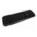 Клавиатуры, мыши, комплектыDeTech K4229 Black PS/2