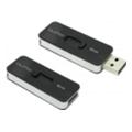 USB flash-накопителиQumo 16 GB Slider 01 Black (QM16GUD-SLD 01-b)