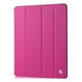 Чехлы и защитные пленки для планшетовJisoncase Classic Smart Case for iPad 2/3/4 Rose
