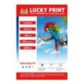 ФотобумагаLucky Print Глянцевая фотобумага (10X15, 230 г/м2), 50 листов
