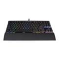 Клавиатуры, мыши, комплектыCorsair Gaming K65 LUX RGB Cherry MX RGB Red Black USB