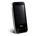 Acer beTouch E400 Soft-Touch Black
