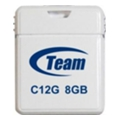 USB flash-накопители TEAM 8 GB C12G White