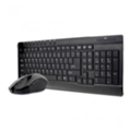 Клавиатуры, мыши, комплектыDeTech KM-226W Wireless Combo Black USB