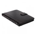 Чехлы и защитные пленки для планшетовSB1995 Bookcase GLXY для Samsung Galaxy Tab 7.0 Кожа Black (SB143012)