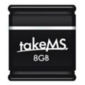 USB flash-накопителиtakeMS 8 GB MEM-Drive EXO Black