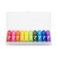 Xiaomi Rainbow AAA Alkaline 10 шт (6934263400311)