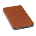 Чехлы для электронных книг Amazon Kindle Touch Lighted Leather Cover Saddle Tan