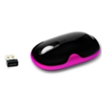 Клавиатуры, мыши, комплектыCanyon CNR-MSOW01 Black-Pink USB