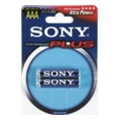 Sony AAA bat Alkaline 2шт Stamina Plus (AM4B2A)