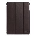Чехлы и защитные пленки для планшетовi-Carer Чехол Ultra-thin Genuine leather for iPad Air Brown RID501BR