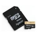 Карты памятиApacer 64 GB microSDXC UHS-I U3 AP64GMCSX10U4-R