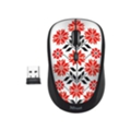 Trust Yvi Wireless Mouse Ukrainian style snow White USB