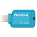 Кардридеры PhotoFast iOS Card Reader CR8800 Blue