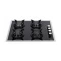 Кухонные плиты и варочные поверхностиVENTOLUX HG640 GST A2 BK/MP