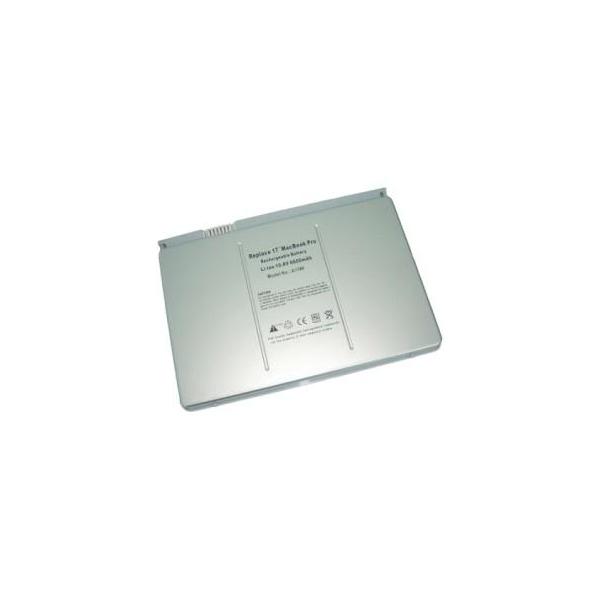 Apple 1189/Silver/10,8V/6400mAh/9Cells