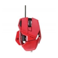 Клавиатуры, мыши, комплекты Mad Catz R.A.T.5 Gaming Mouse Red USB