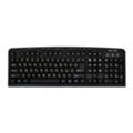 Клавиатуры, мыши, комплектыLogicPower LP-KB 017  Black PS/2