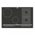 Кухонные плиты и варочные поверхностиElectrolux EHH 8945 FOG