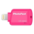 Кардридеры PhotoFast iOS Card Reader CR8800 Red (CR8800R)