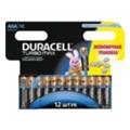 Duracell AAA (LR03) MХ2400 KPD 12x10 Turbo Max 12 шт. 81528442