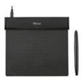 Графические планшетыTrust Flex design Tablet black (21259)
