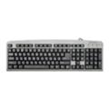 Клавиатуры, мыши, комплектыDefender Element HB-520 Grey PS/2