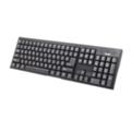 Клавиатуры, мыши, комплектыSven Standard 303 Black USB