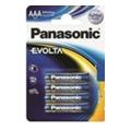 Panasonic AAA bat Alkaline 4шт EVOLTA (LR03EGE/4BP)