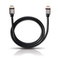 Кабели HDMI, DVI, VGAOehlbach Black Magic HDMI 1.4 92450