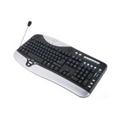 Клавиатуры, мыши, комплектыCodegen SuperPower 8108 Silver-Black USB