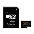Карты памятиApacer 128 GB microSDXC Class 10 UHS-I + SD adapter AP128GMCSX10U1-R