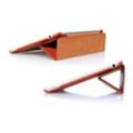 Чехлы и защитные пленки для планшетовHoco Litchi series for Brown (HA-L012BR)
