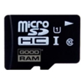 Карты памяти GoodRAM 64 GB microSDXC class 10 UHS-I + SD Adapter SDU64GXCUHS1AGRR10