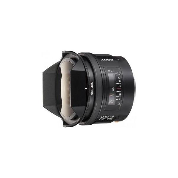 Sony SAL-16F28 16mm f/2.8